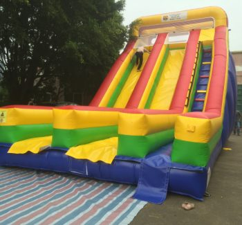 oak lawn slide rental
