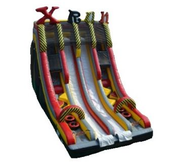 XRUN Extreme Obstacle Slide