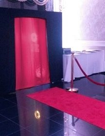 Booth+Red+Curtain