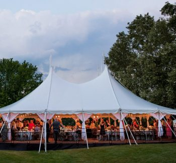backyard-wedding-pole-tent-Fairfax-Virginia