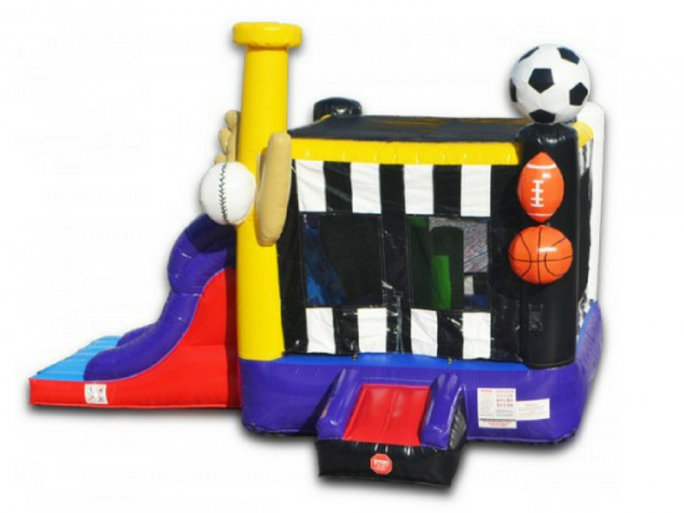 Mini Allsports Combo 6 in 1