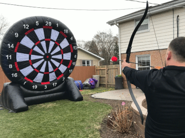 Archery Dart Board