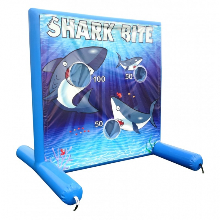 Baby Shark Bite Frame Game