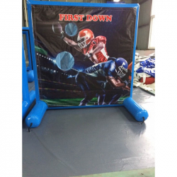 Football First Down Frame Game Panel