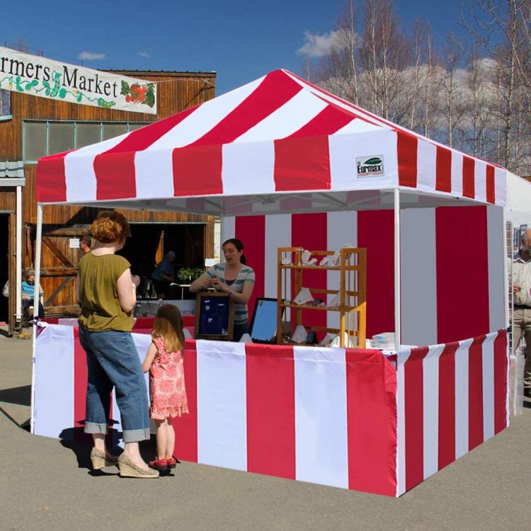 Concession Tent